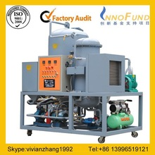 High oil out rate oil recycling production line