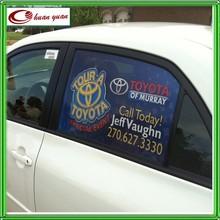 custom decoration vinyl sticker static cling window film for car