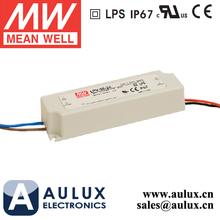 Meanwell LED Driver LPV-35-36 36W 36V 1A Waterproof IP67 COB LED Driver