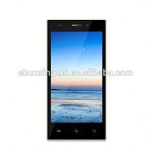 5.0 inch MTK6582 Quad core 1GB / 4GB Wholesaler Mobile Phone China neoprene cell phone sleeve
