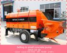 HBT-S Valve concrete delivery pumping machine