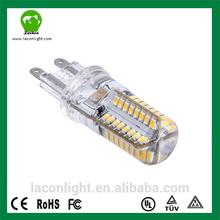 High quality Ac 220-240v 2.5w 200-250lm G9 Led Bulb g9 led lamps