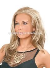 Wig store online Brazilian virgin hair real looking blonde Beyonce wigs