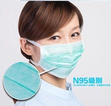 P2 & P3 health care masks 3 ply nonwoven face mask manufactory in China ISO13485