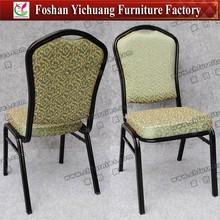 Modern Alumiunm Stackable cheap dinning chair YC-ZL07-30