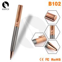 Shibell wooden pen heavy metal ball pen corrector pen