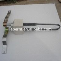lab heating equipment U type MoSi2 electric oven heating elements