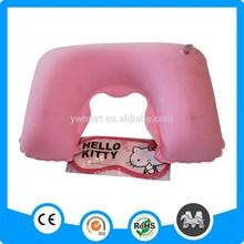 New design cute massage durable air pillow