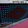 led video curtain play full sexy movies 476pcs p10 (2m*3m) rgb flexible led curtain display