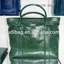 2014 China Manufacture Wholesale Fashion Leather Lady Handbag For Women