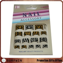 french nail sticker,nail art