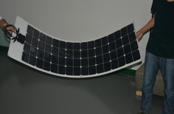 HIGH EFFICIENCY 140W American SunPower flexible panel solar, solar panel price for boats, caravans, launch & mobile homes used