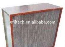 For Cleanrooms ULPA H12 H14 U15 U16 U17 Air Filter turbo kits