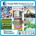 Grado de la tecnología de líquido 99.5% min monómero de estireno/ethenylbenzene/cinnamene 100-42-5 cas