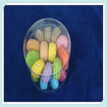 cookies/cakes plastic box/container