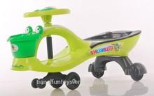 2015 new model new pp plastic assembling kids swing cars