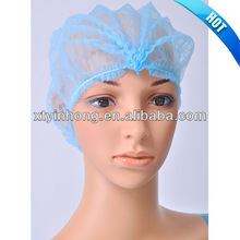 Lady colored hair nets