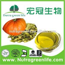 high nutritivo semente de abóbora óleo