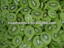 frozen kiwi slice