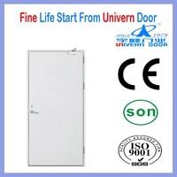 2015 new design metal shed door/metal door/iron door