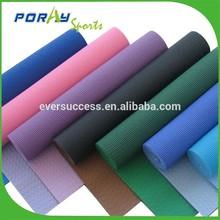 Yoga & pilates type eco pvc yoga mat gym mat wholesale