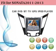 car dvd gps windows ce 6.0 fit for Hyundai Sonata 2011 - 2013 with radio bluetooth gps tv