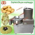 Ad alta velocità di patate peeling e affettatrice di patate chip di taglio machine|multifunctional machine|sweet pelapatate e affettatrice macchina