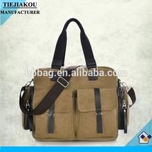 Fashion RetroStyle unisex high quality canvas handabgs shoulder bag