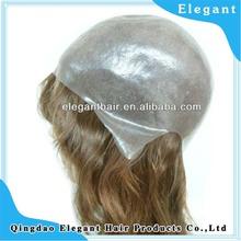Elegant Hair thin skin full lace wigs from Qingdao
