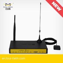 F7434 gps tracker for vehicle 3g wcdma/umts/hupa/huspa network wifi antenna router