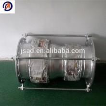 Metal bellows compensator