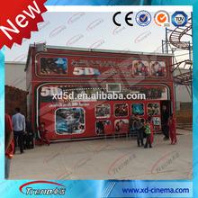 Home theater 6D cinema simulator 6D cinema