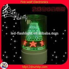 Most Popular Products Wedding Favor Led Musical Christmas Tree Luminous Decorated Felt Christmas Stockings