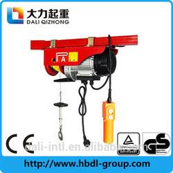 PA500 Factory Price Cheap Small Mini 500kg Electric Winch