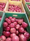 New season red star apple fruit