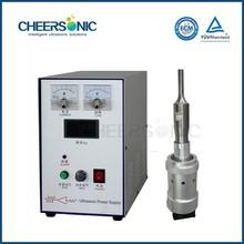Ultrasonic jatropha oil for biodiesel production