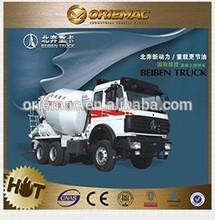 Hot sale!!! 10-12 CBM 6X4 Foton concret mixer truck , cement transport vehicle