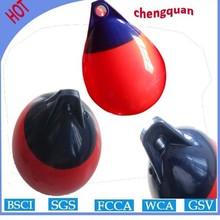 China high quality A type Marine PVC boat buoy