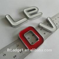 metal car logo,custom made car emblems,metal labels