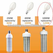 400W metal halide replacement 16000lm E39 mogul base 120W LED parking lot bulb
