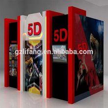 High quality hotsell 7d 9d cinema mobile machine detail