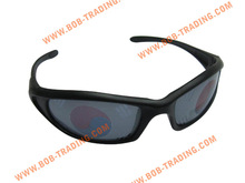 bob trading TOP 1 football fan glasses white transparent fans glasses