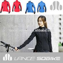 Soomom Lance sobike xxxxl women plus size clothing/thermal women winter wear/women cycling jacket