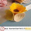 mais barato venda direta da fábrica de mão feitas de feltro de lã flores