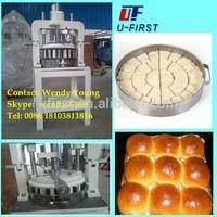 High quality manual toast/bread dough cutting machine