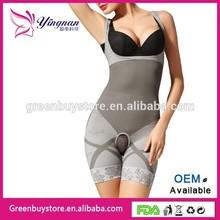 Natural Bamboo Charcoal Slimming Suit, Magic Slimming Body Shaper