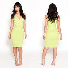NKM077 Popular Most Popular Printing Open Leg Evening Dress