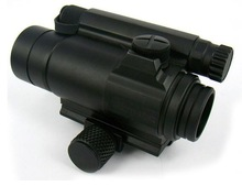 SUNGUN Aimpoint Micro T-1 T1 Replica Tactical 1x24 Red Green Dot Sight Scope with Quick Detach High Mount, HD-T1