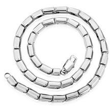Wholesale Cool Vintage Necklace For Man Domineering Necklace Chain 316L STAINLESS STEEL