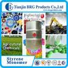 Manufacture price dye used 99.5% min styrene monomer/ ethenylbenzene/cinnamene